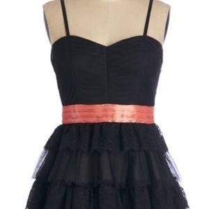 Minuet Lace Party Dress